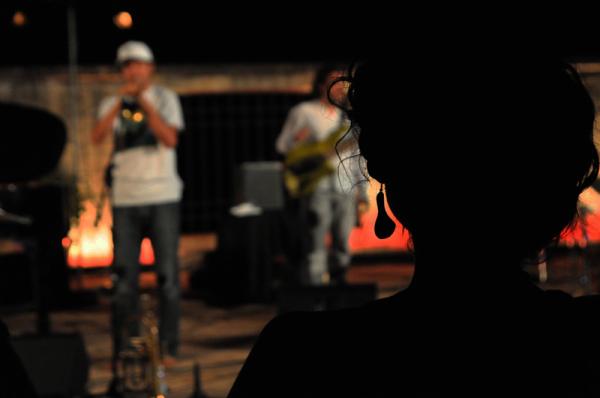 jazz à  Matera, côté public