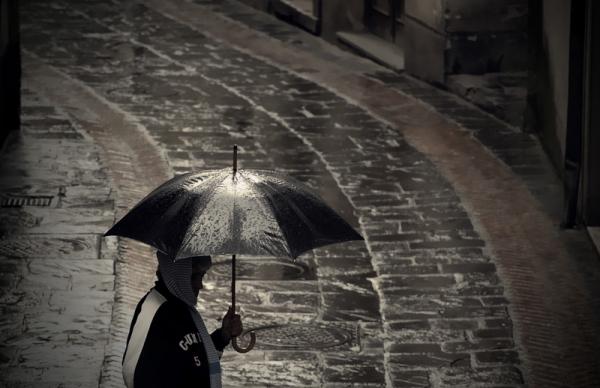 le parapluie du coin