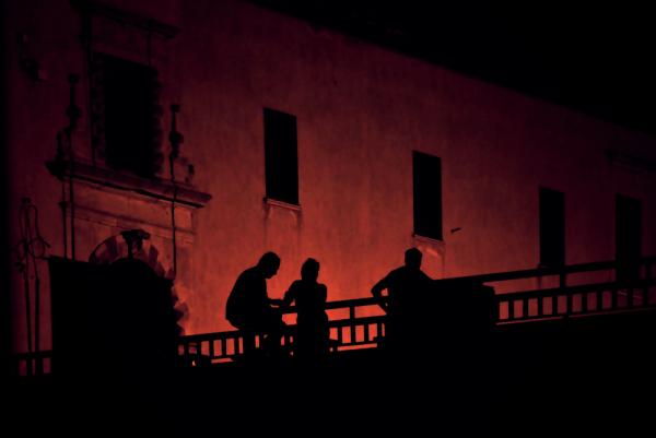 Avigliano by night