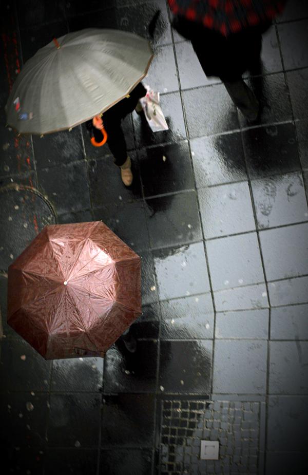le temps des parapluies