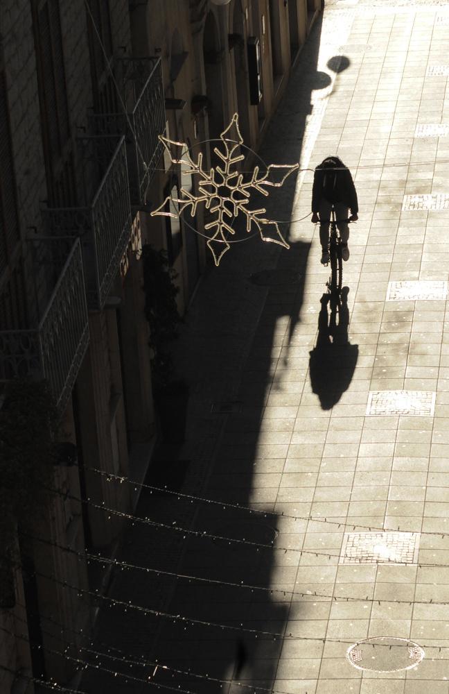 à vélo