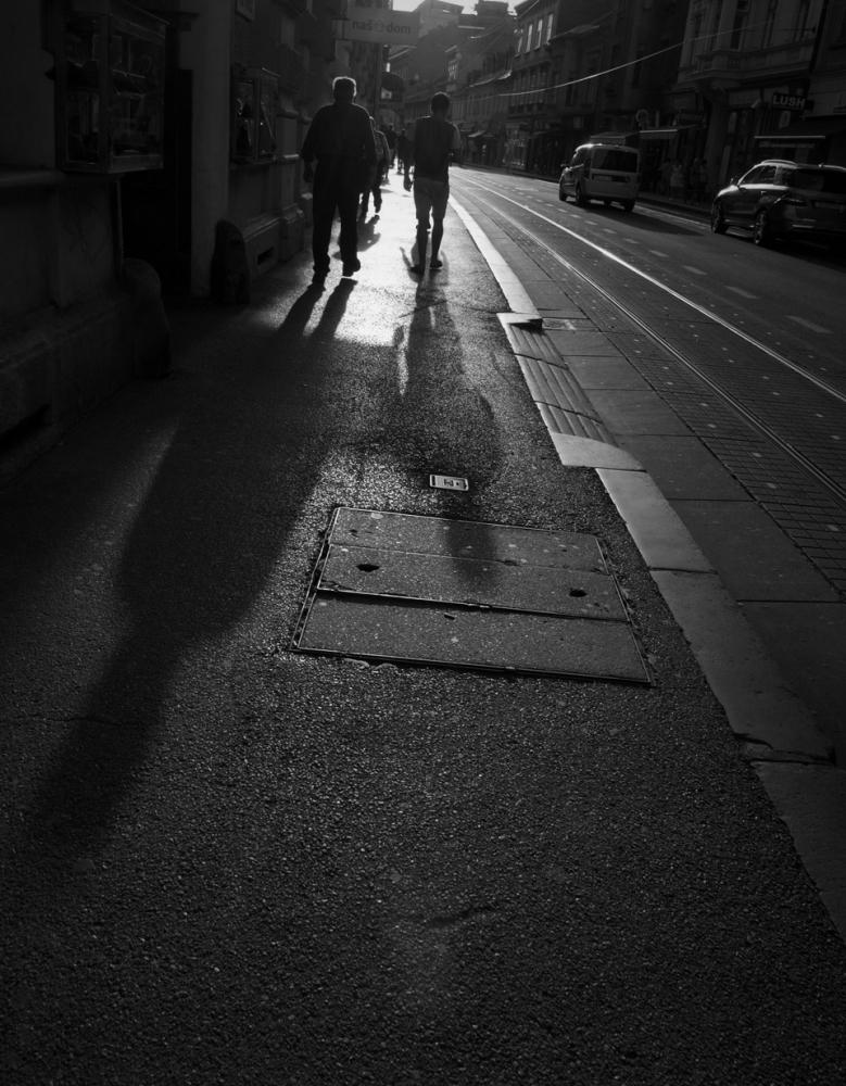 walk in Zagreb -1