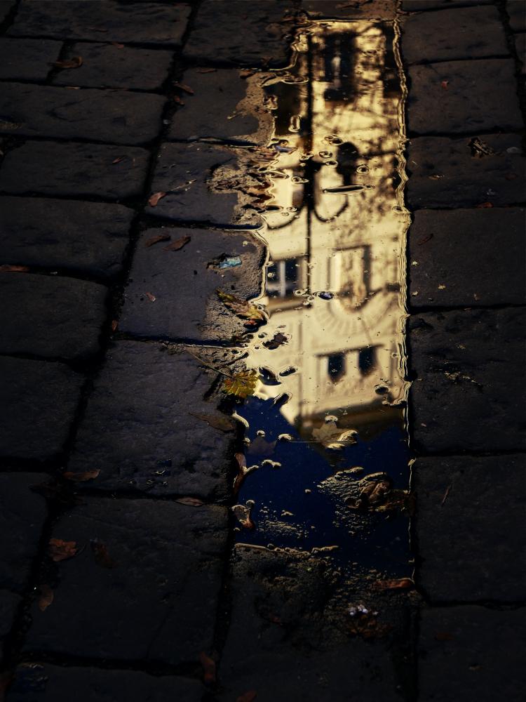 reflet de Prague