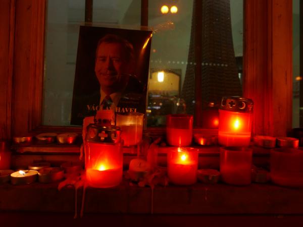 hommage à Vaclav Havel