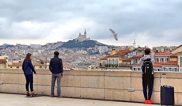 Marseille, gare St Charles