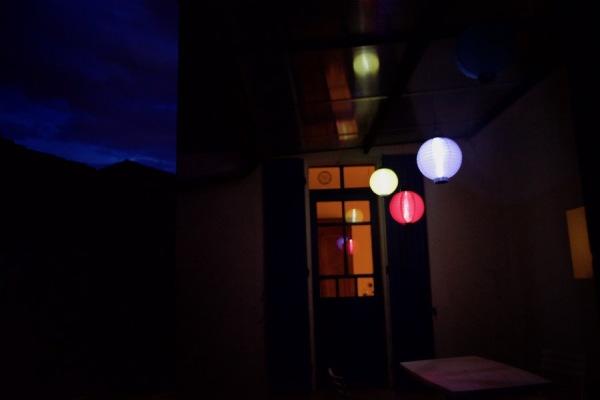 Nuit de Chine, nuit câline ..
