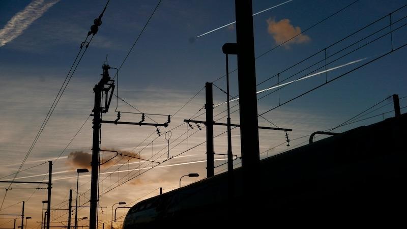 Langon station