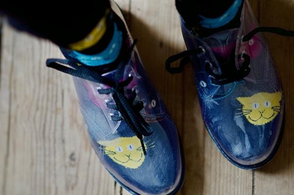 souliers pour archiduchesse