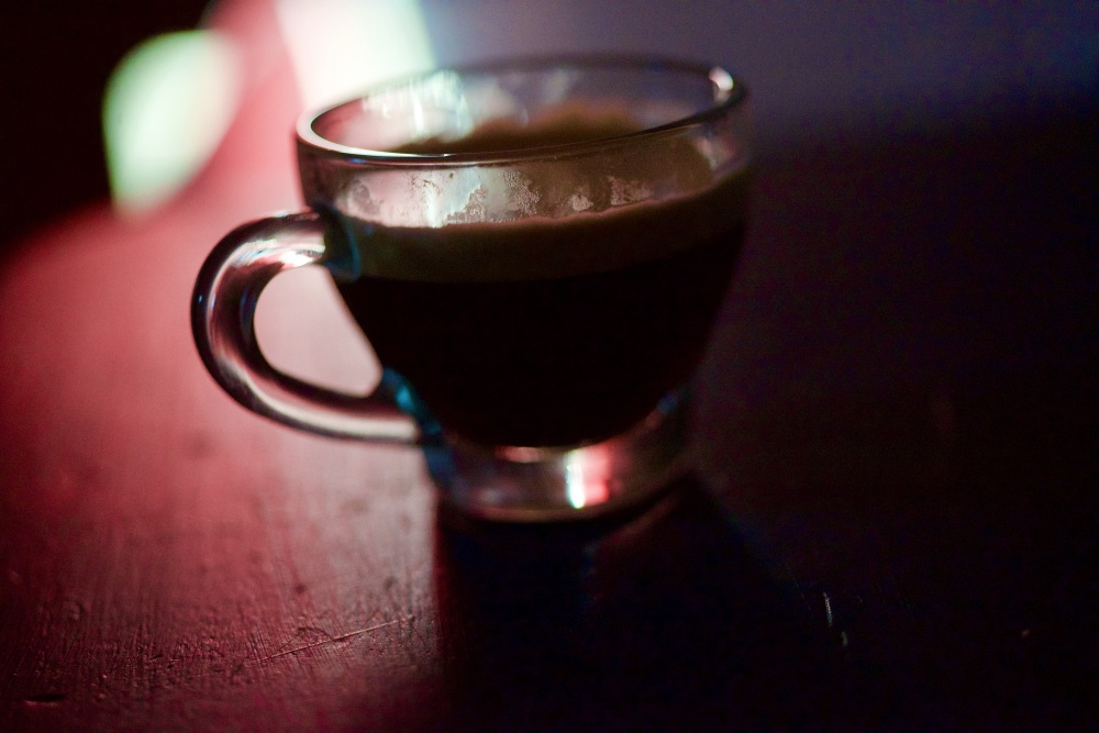 café avec grain(s)