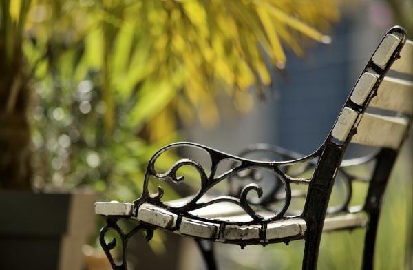 Pâques au balcon