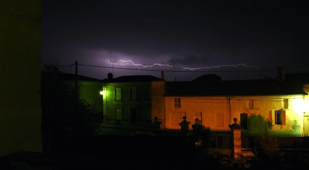 un samedi soir avec de l'électricité dans l'air
