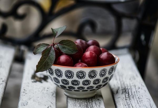 Prunes en boucles