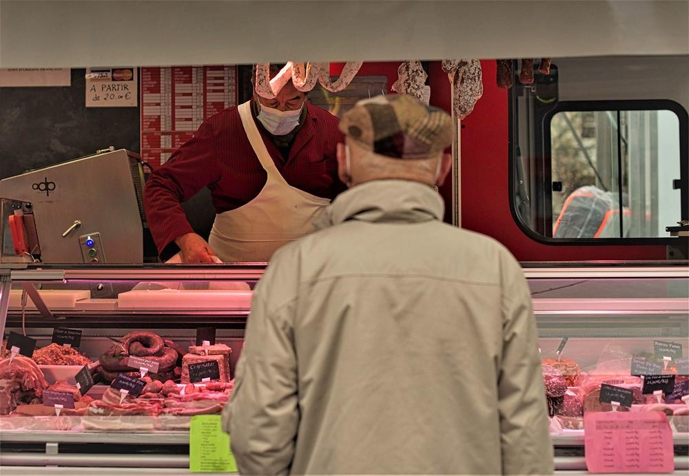 au rendez-vous des carnivores
