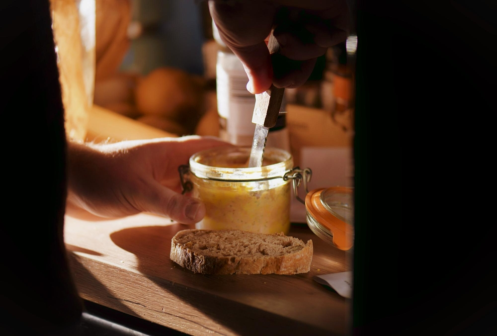 le visiteur du foie gras