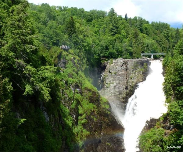 Canyon de Saint-Anne, Québec (2)