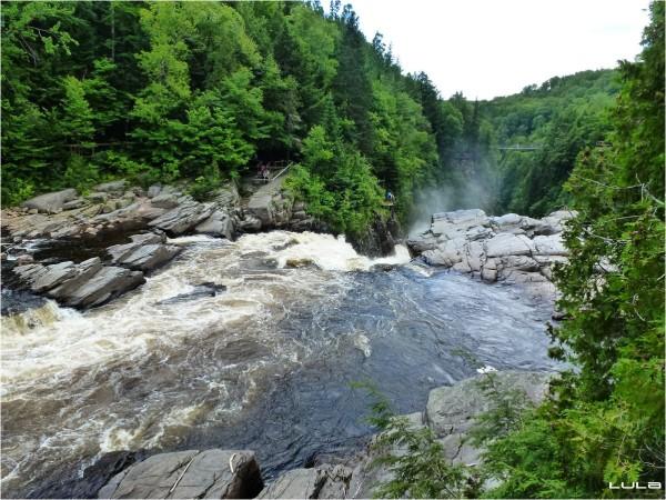 Canyon de Saint-Anne, Québec (5)