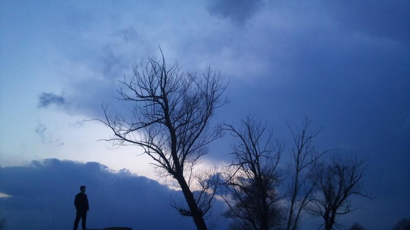 Me & Sky!!