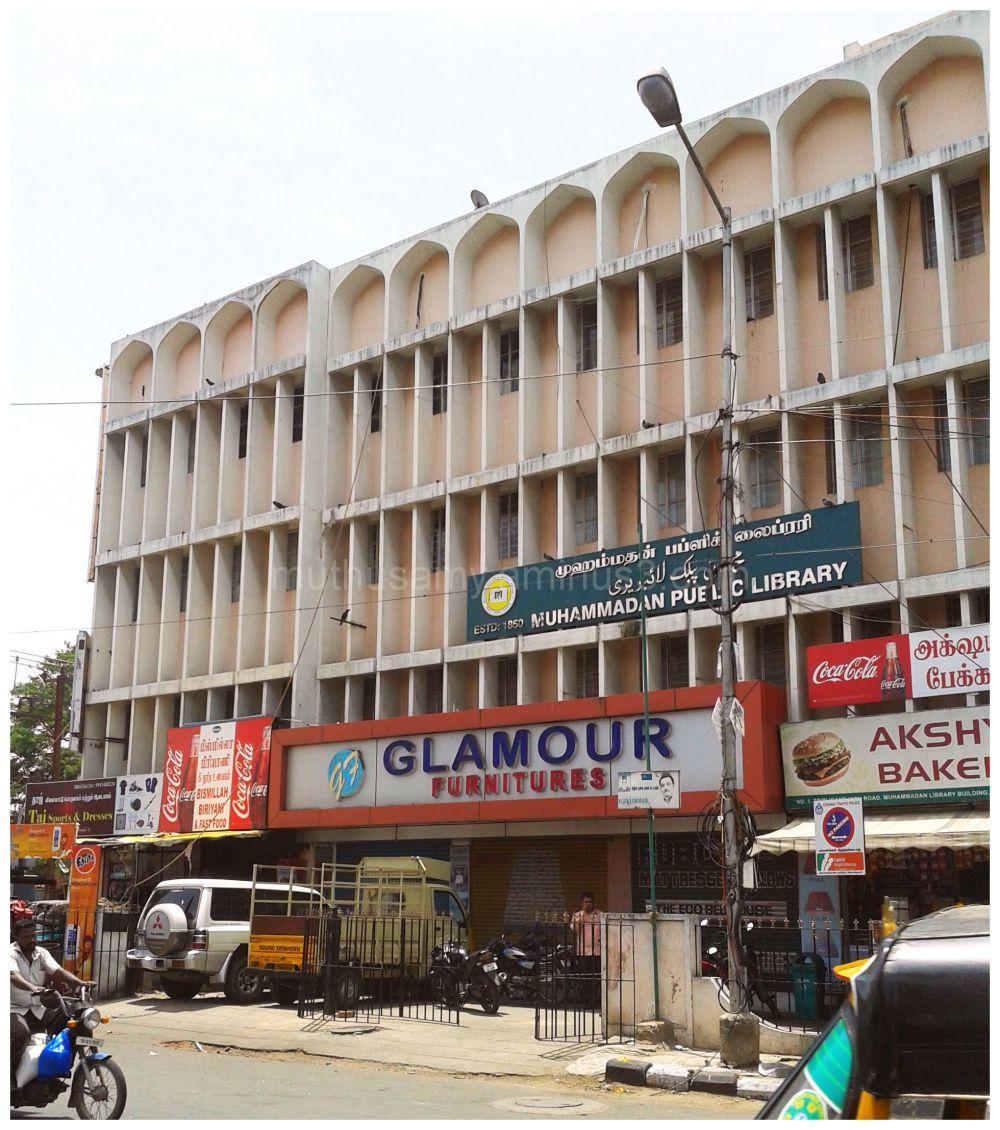 Muhammadan Public Library, Triplicane Chennai