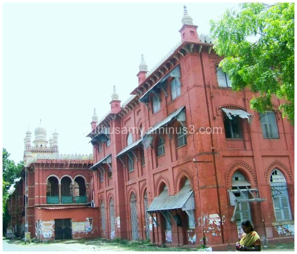 Chepauk Palace Kalasa Mahal Chennai