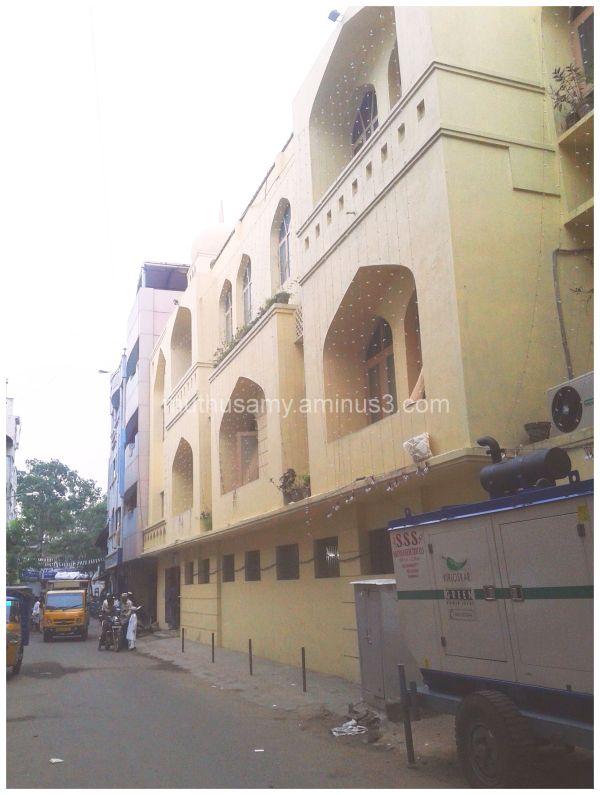 Idgah Mosque, George Town Chennai