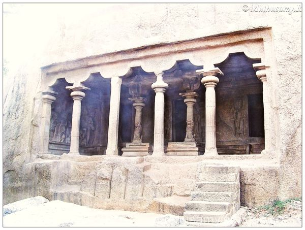 Mahishasuramardhini Cave Temple, Mahabalipuram (6)