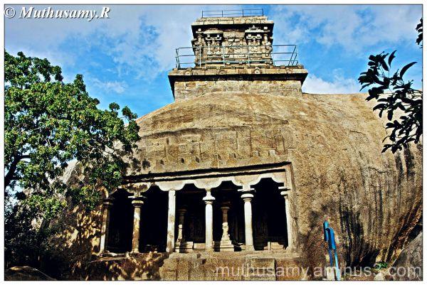Mahishasuramardhini Cave Temple Mahabalipuram (7)