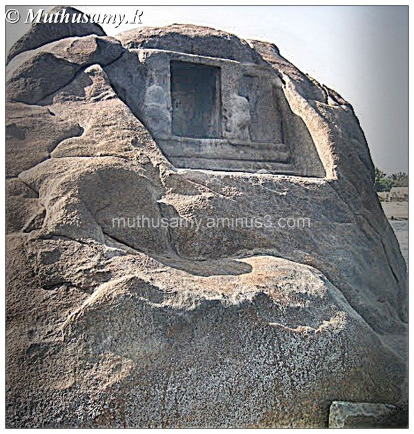 Mahisha Cave Temple, Mahabalipuram (12)