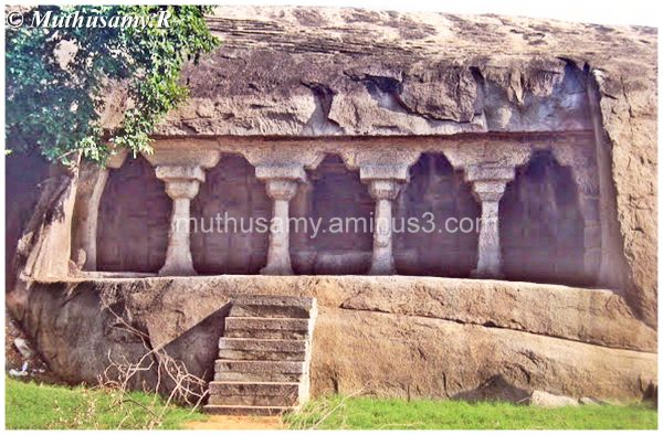 Unfinished Cave Temple, Mahabalipuram (14)