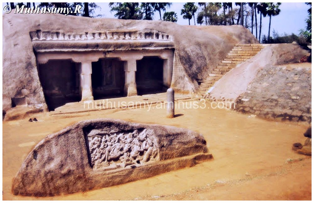 Atiranachanda Cave Temple, Mahabalipuram (16)