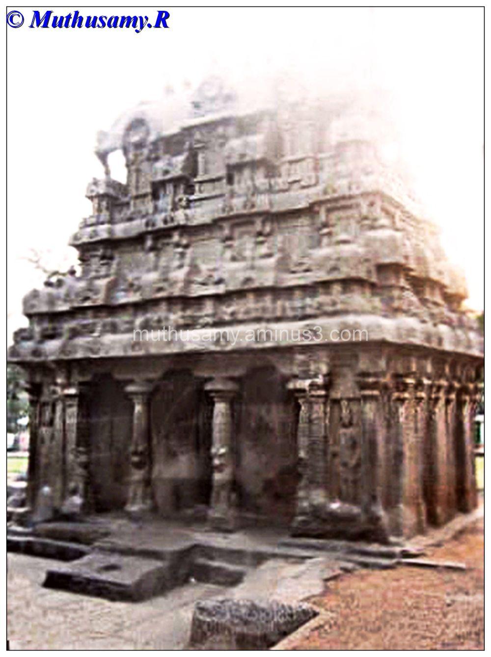 Ganesha Ratha (Cave temple), Mahabalipuram (19)