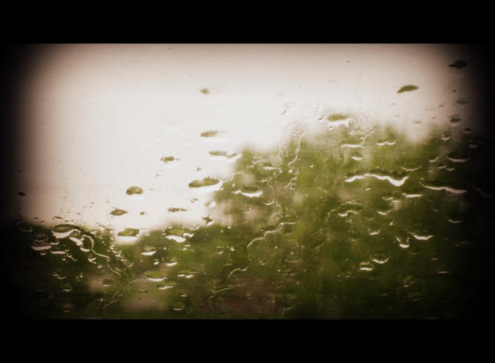 Stuck inside on a rainy day