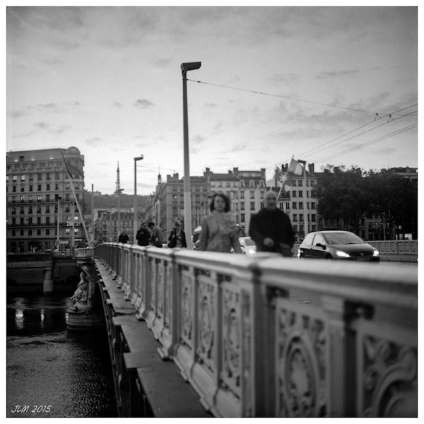 Le pont et la tour
