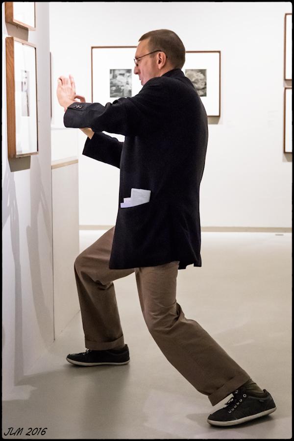 Monsieur Hulot au Musée