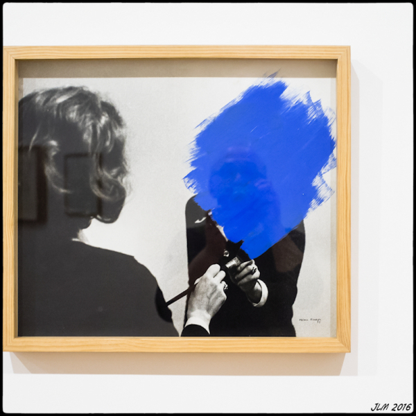 Non-Anniversaire - Autoportrait d'un bleu !