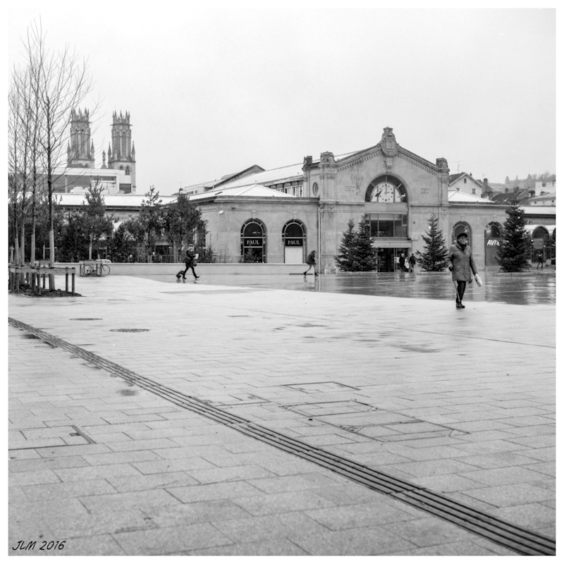 Diagonale de la Gare