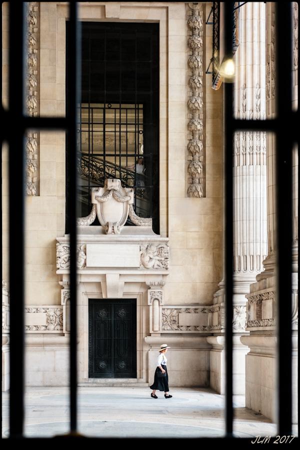 la Touriste au grand Palais