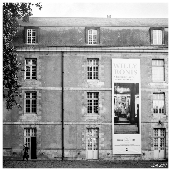 Willy Ronis au Château