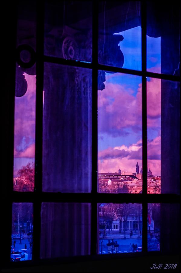 aux Fenêtres du Palais !
