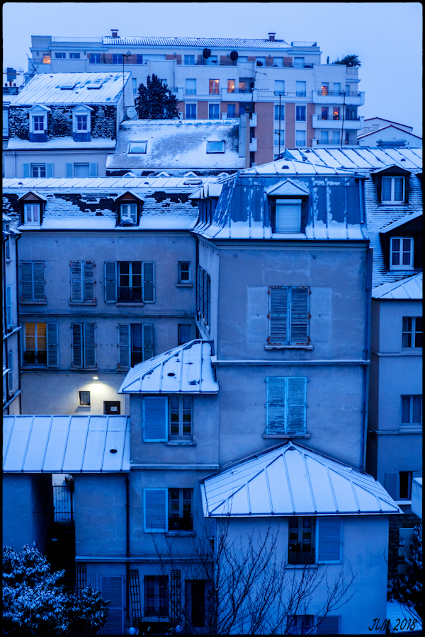 le Monde à ma Fenêtre (une autre)
