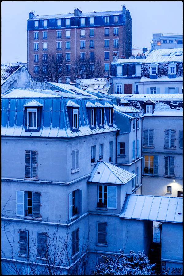 le Monde à ma Fenêtre (une autre) III