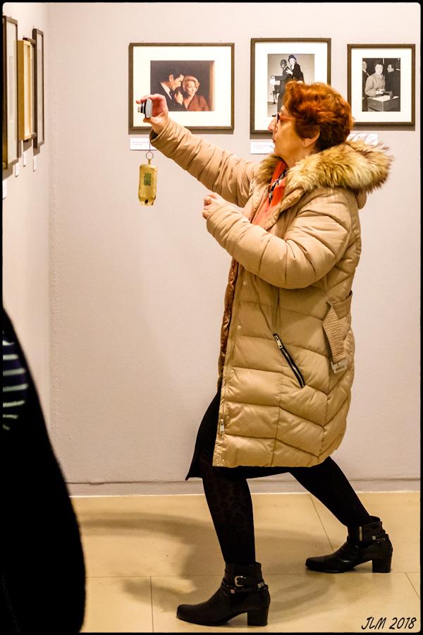 madame Hulot au musée !