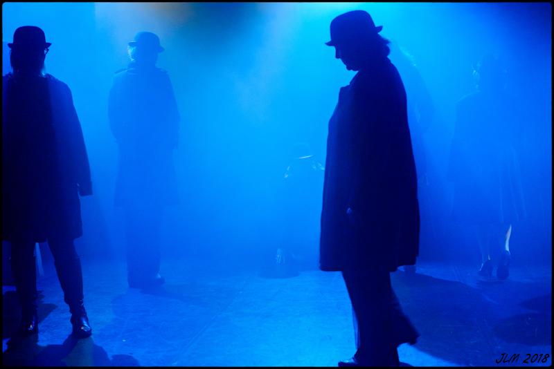 Bleu Brouillard