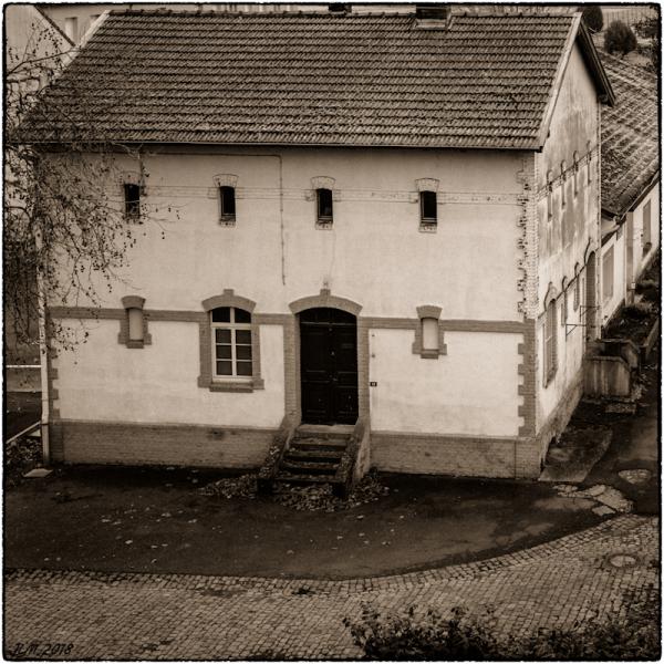 la Maison vide
