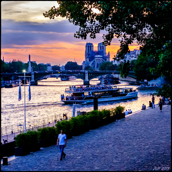 Fujifilm X-Pro2 Paris Juin 2019 Notre-Dame