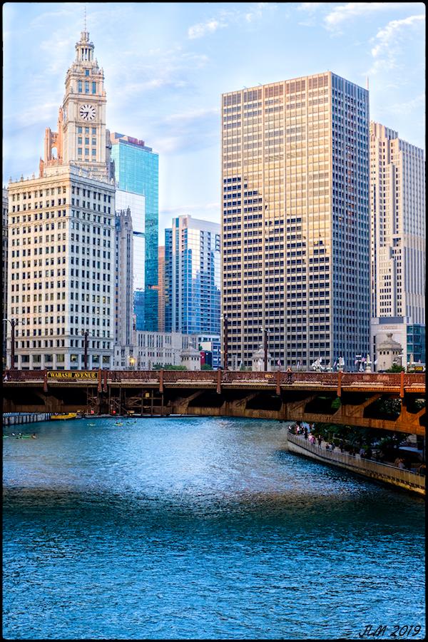 Fujifilm X-Pro2 Chicago Chicago River
