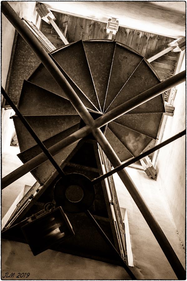 Fujifilm X-Pro2 Arles Escalier