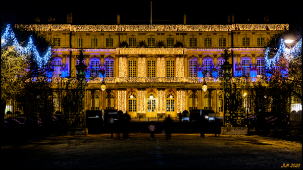 Fujifilm X-Pro2 Nancy Palais du gouvernement