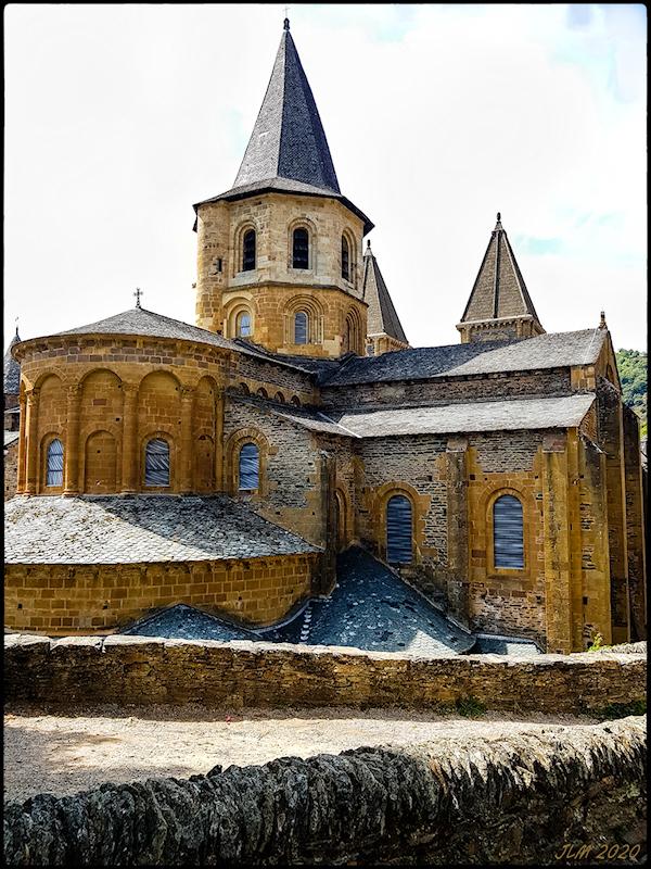 Samsung SM-G930F Conques Abbaye Sainte Foy