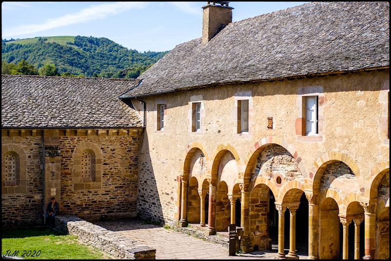 Fujifilm X-Pro2 Conques Abbaye Sainte Foy