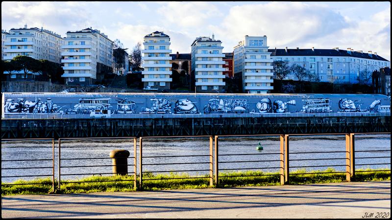 Fujifilm X-Pro2 Nantes fresque
